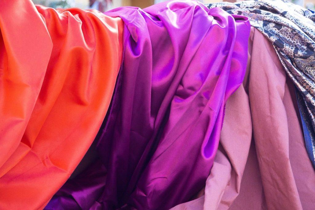 Красивые шарфы из Израиля - Блог про Израиль