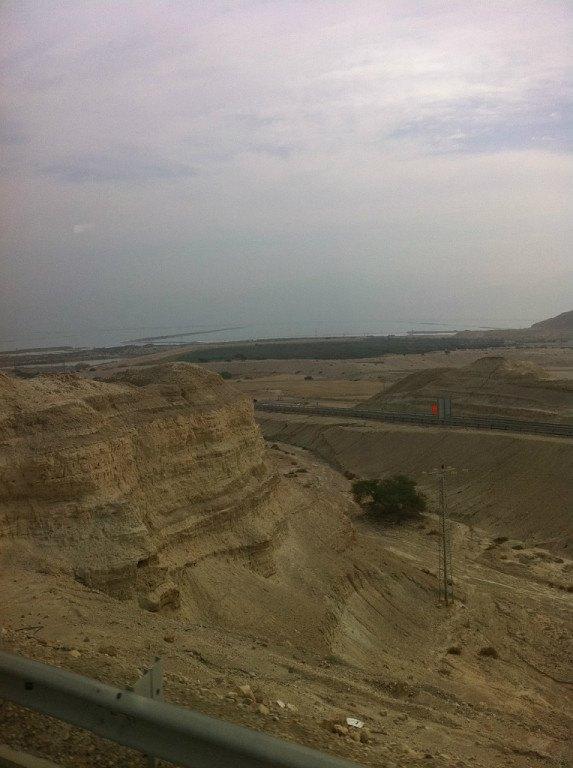 По дороге к Мертвому морю - Блог про Израиль
