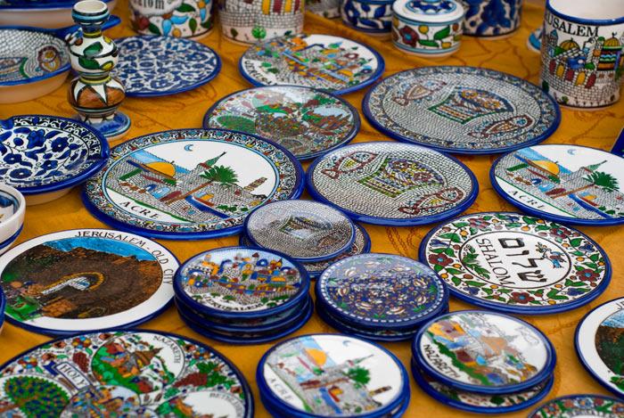 Израильская посуда - Блог про Израиль
