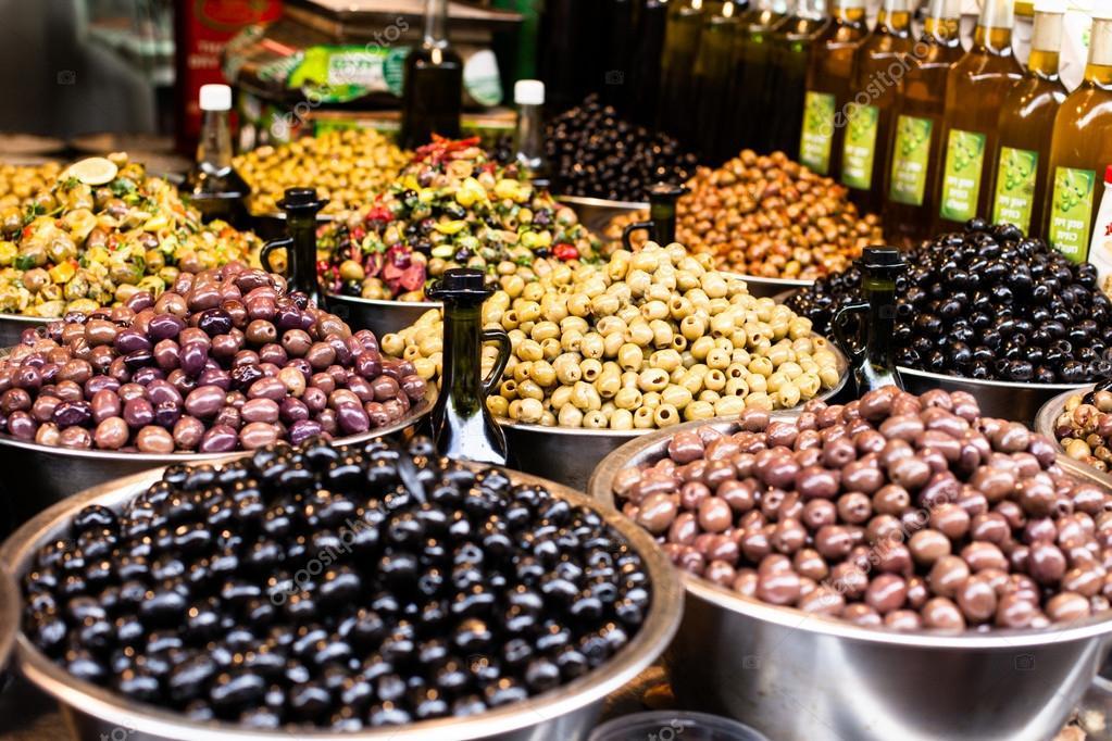 Израильские оливки - Блог про Израиль