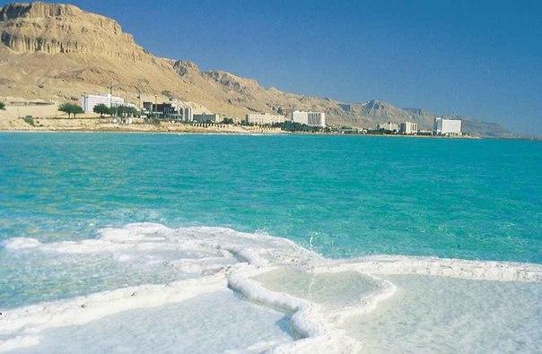 Лечение на Мертвом море - Блог про Израиль