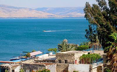 Озеро Кинерет Израиль - Блог про Израиль
