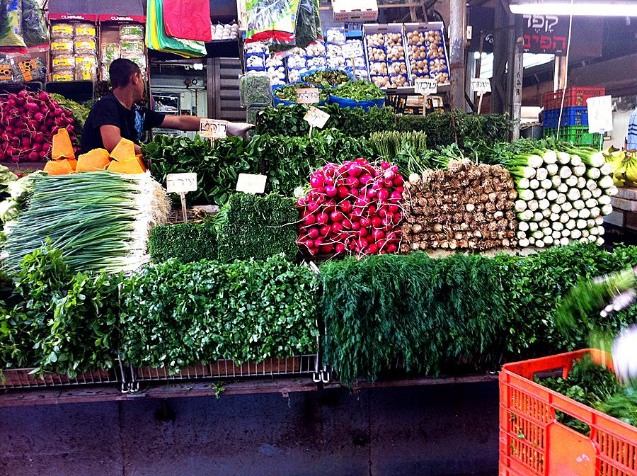 Рынок Кармель Израиль - Блог блог Израиль