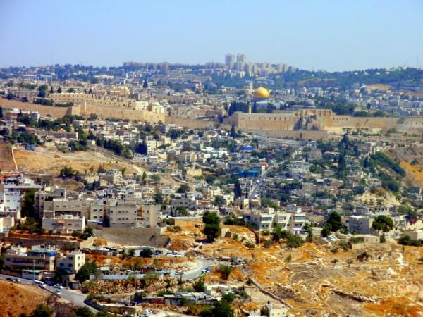 Места в Иерусалиме - блог про Израиль