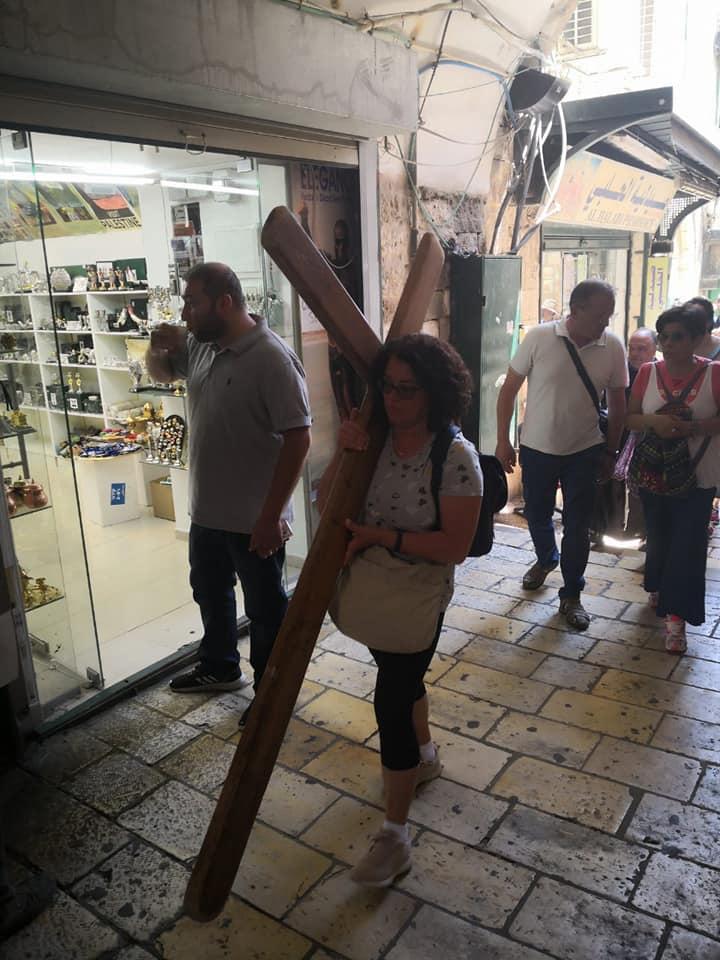 Крестный путь - Блог про Израиль