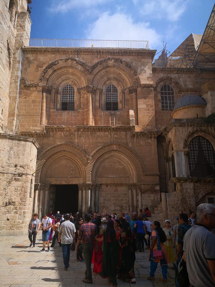 Храм Гроба Господня - Блог про Израиль