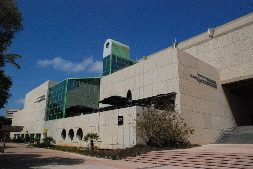 Музей Эрец Исраэль - Блог про Израиль