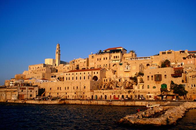 Город Яффо Израиль - Блог про Израиль