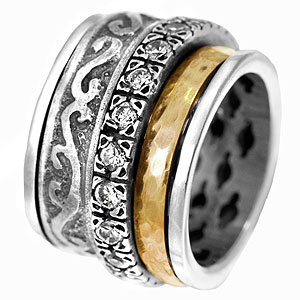 Серебряные кольца Израиля - Блог про Израиль