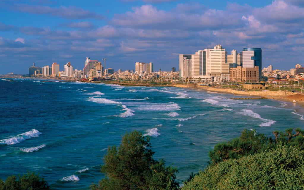 Яффо - Тель - Авив - Блог про Израиль
