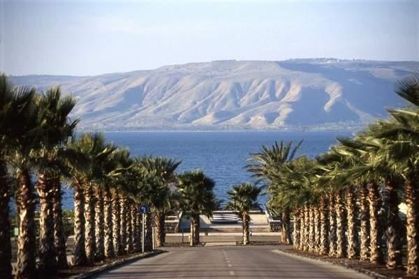 Экскурсии по Кинерету - Блог про Израиль