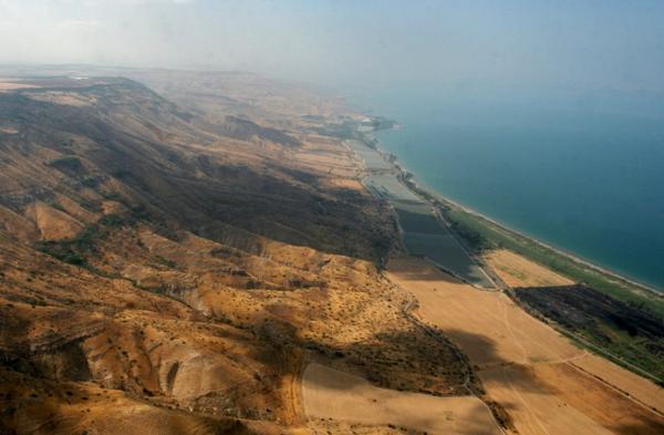 Галиллейское море - Блог про Израиль