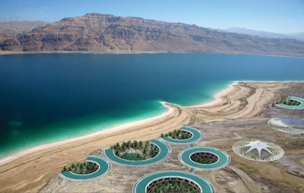 Мертвое море зимой - Блог про Израиль