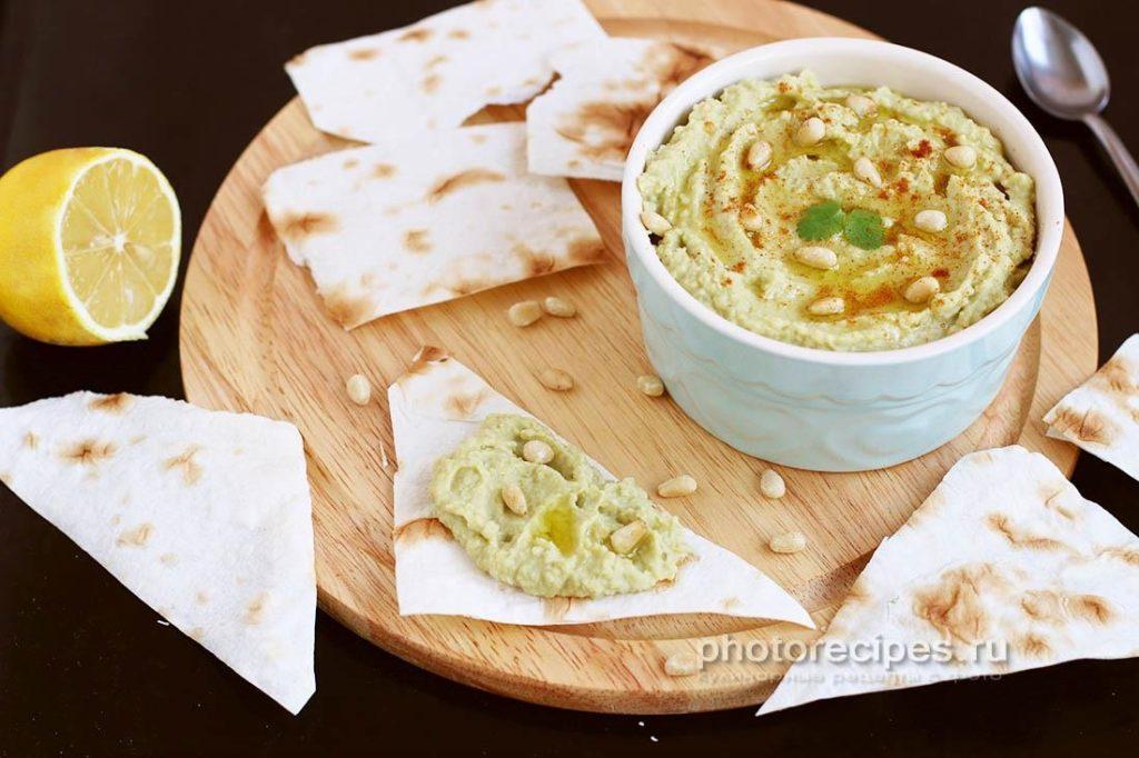 Хумус с лавашем Израиль - Блог про Израиль