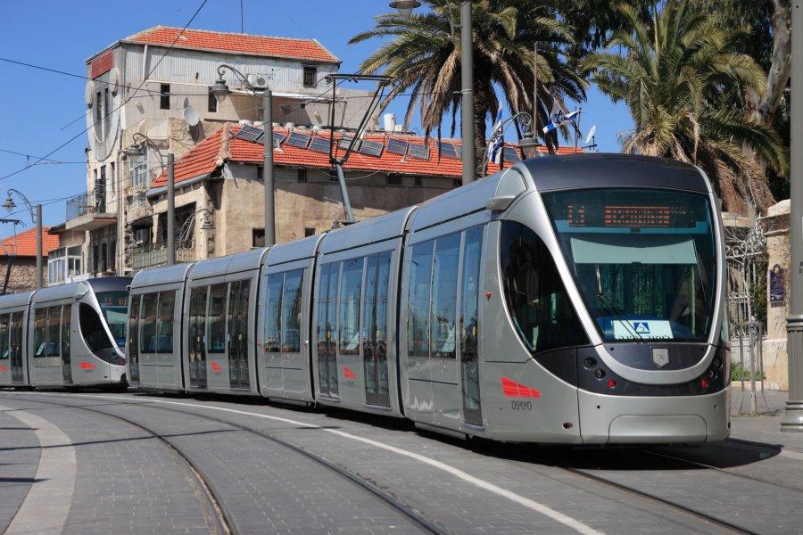 Трамвай Иерусалим - Блог про Израиль