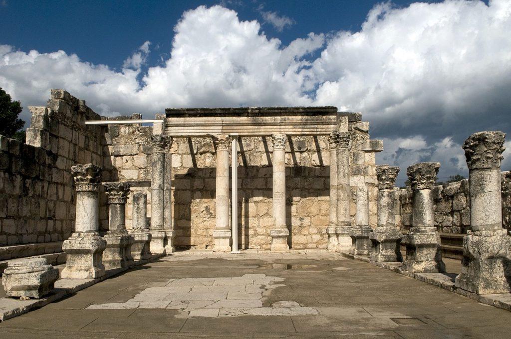 Капернаум - Блог про Израиль