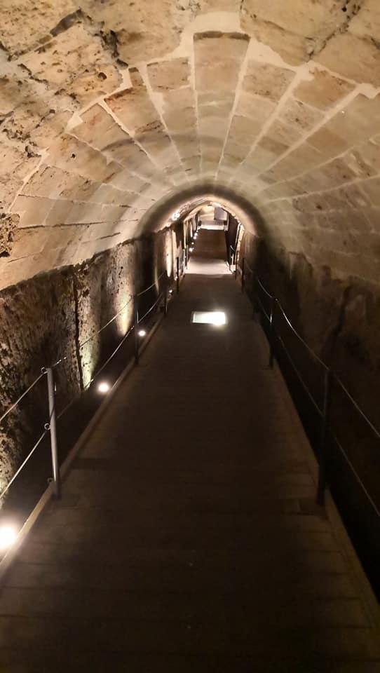 Подземелье Акко - Блог про Израиль