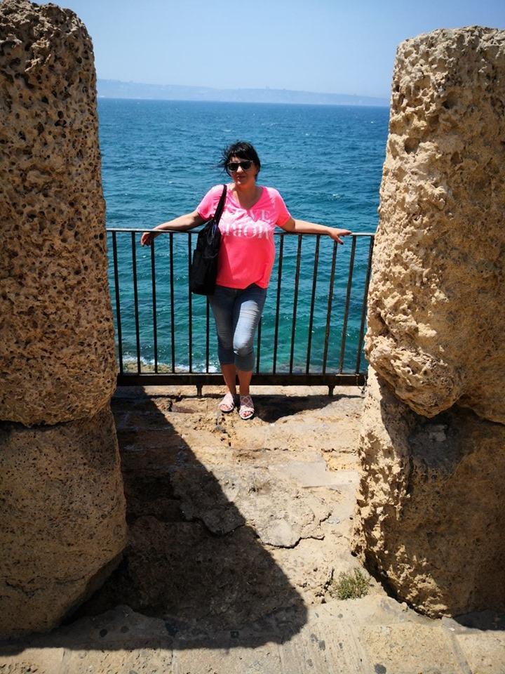 Море в Акко - Блог про Израиль