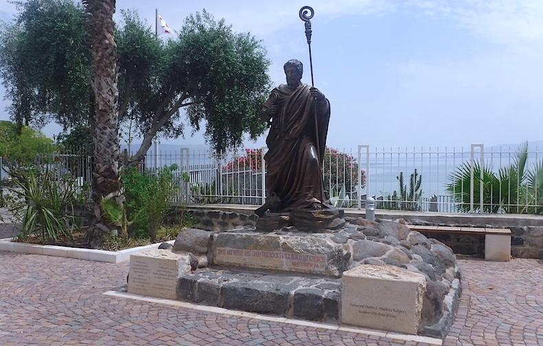 Памятник Апостолу Петру - Блог про Израиль