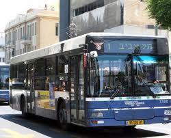 Автобус Израиля - Блог про Израиль