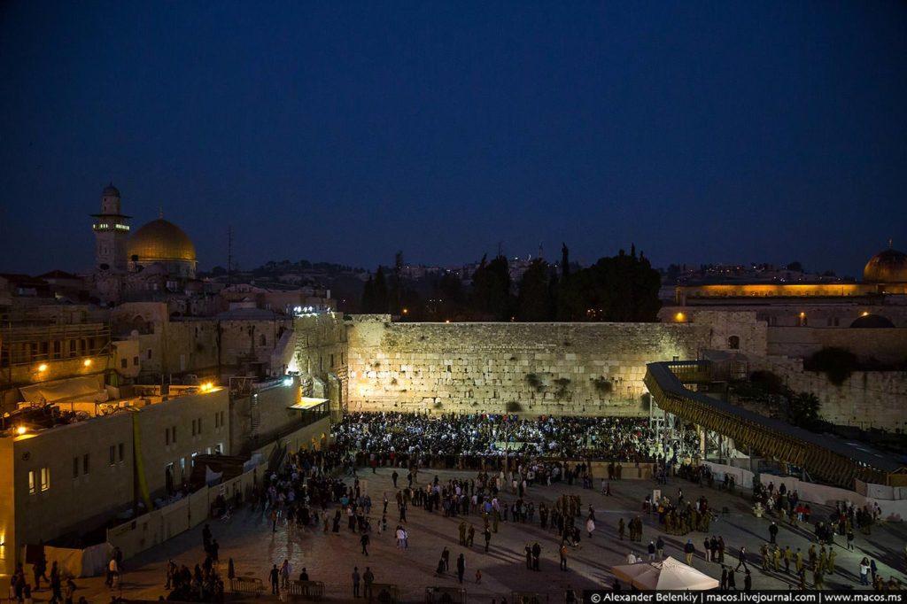 Стена плача Иерусалим - Блог про Израиль