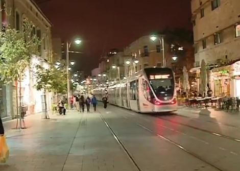 Трамвай Иерусалима - Блог про Израиль
