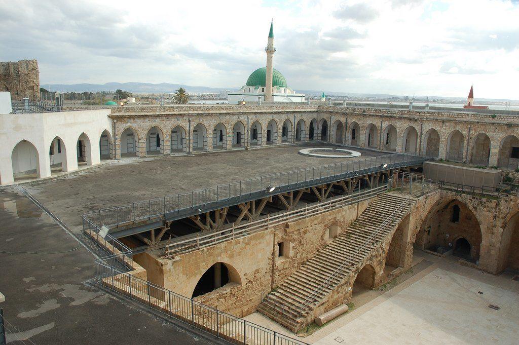 Крепость Акко. Блог про Израиль