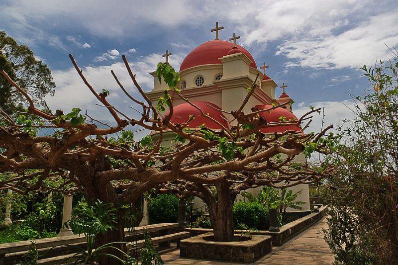 Капернаум собор - Блог про Израиль