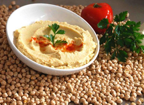 Хумус из нута - Блог про Израиль