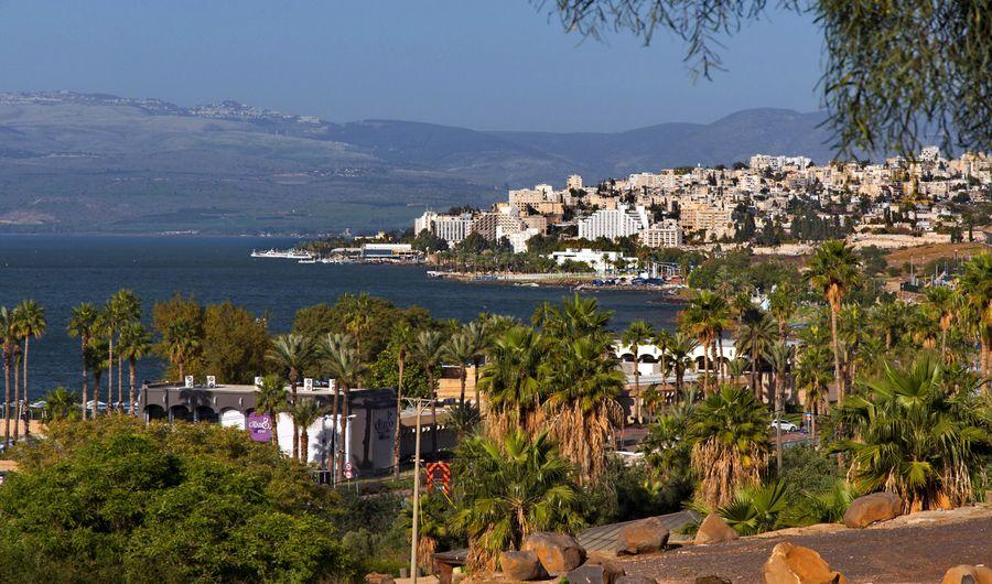 Кинерет - Блог про Израиль