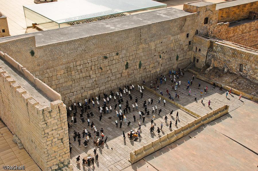 Стена плача в Мини Израиле - Блог про Израиль
