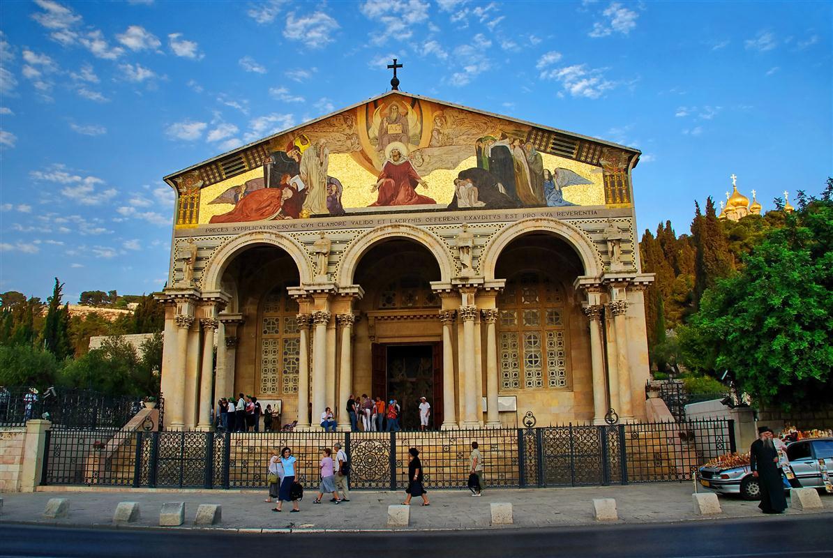 Церковь всех наций - Блог про Израиль