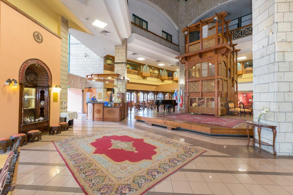 Гостиница - музей Тверия - Блог про Израиль