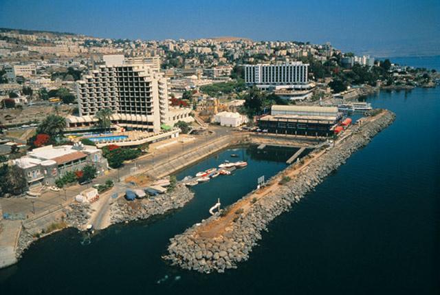 Тверия - Блог про Израиль