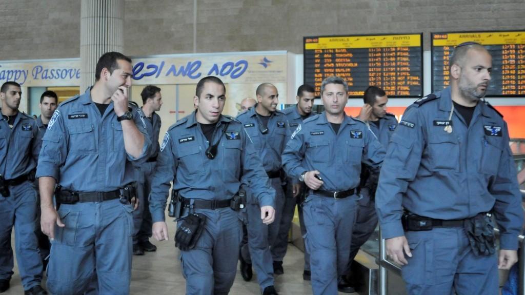 Охрана аэропорта Бен Гурион - Блог про Израиль
