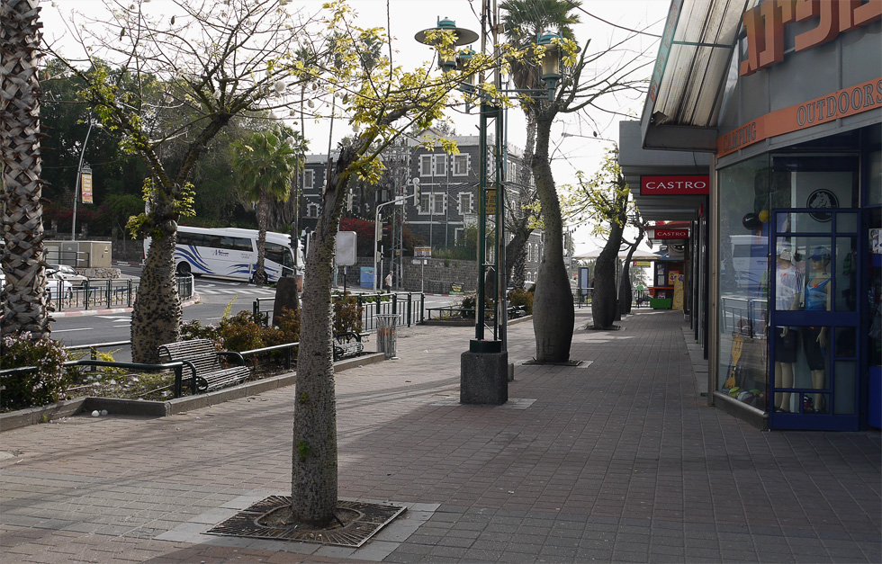 Улица Тверии - Блог про Израиль