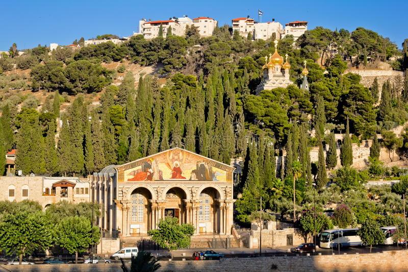 Гефсимания Иерусалим - Блог про Израиль