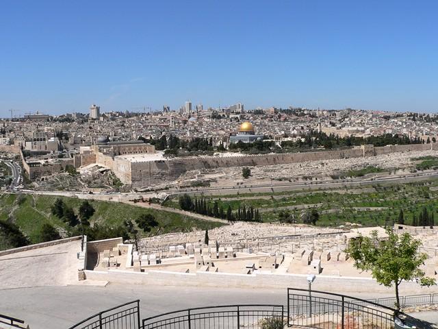 Масличная гора - Блог про Израиль