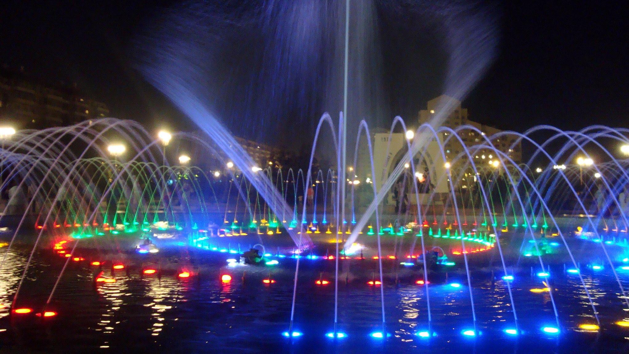 Музыкальный фонтан Израиль - Блог про Израиль