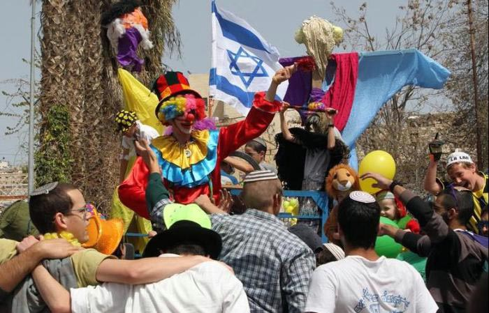Праздник Пурим - Блог про Израиль
