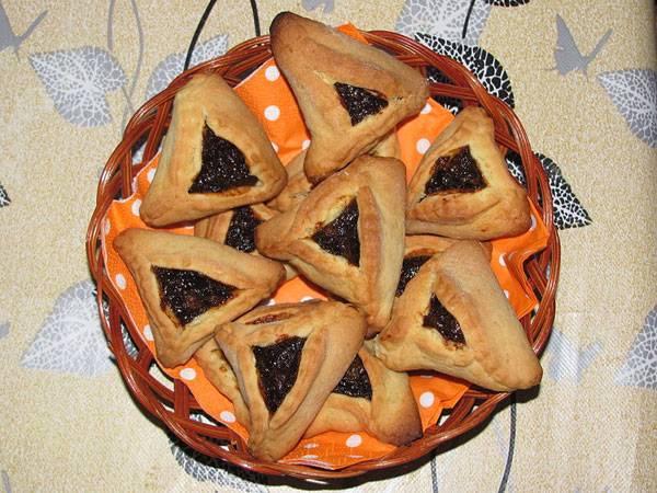 Угощенье на Пурим - Блог про Израиль