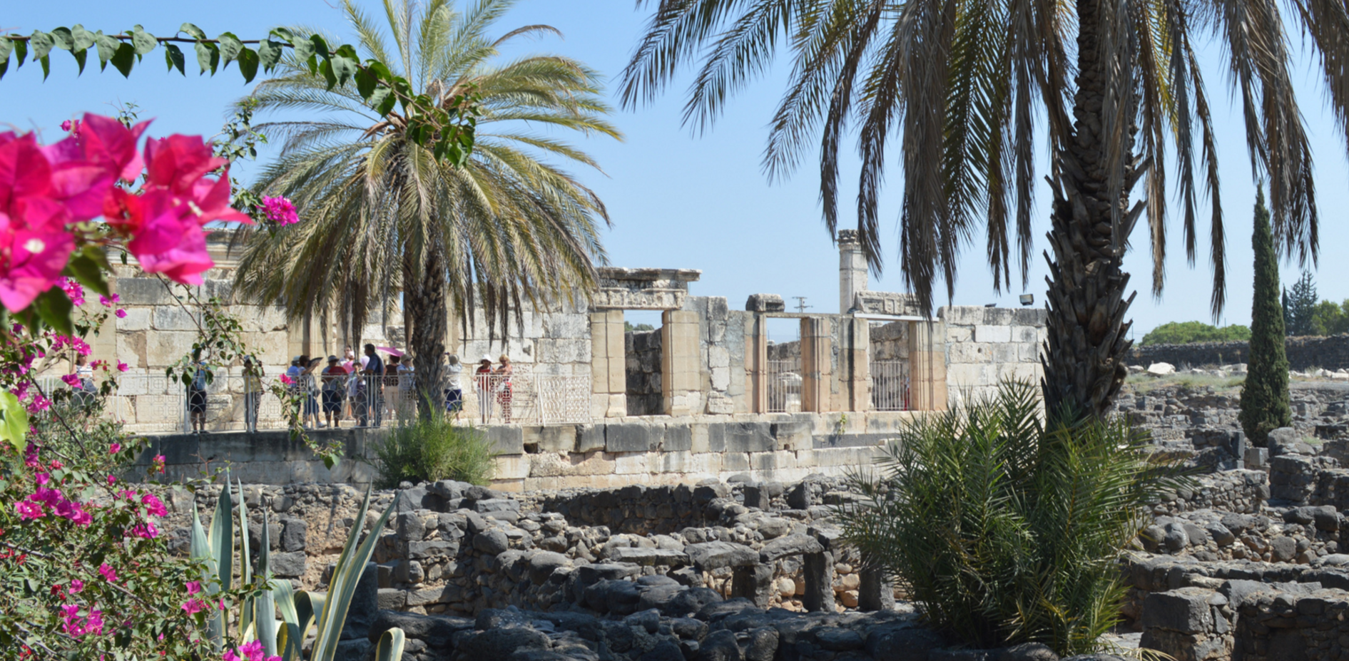Капернаум. Блог про Израиль