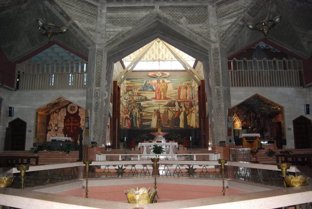 Храм Благовещения. Блог про Израиль