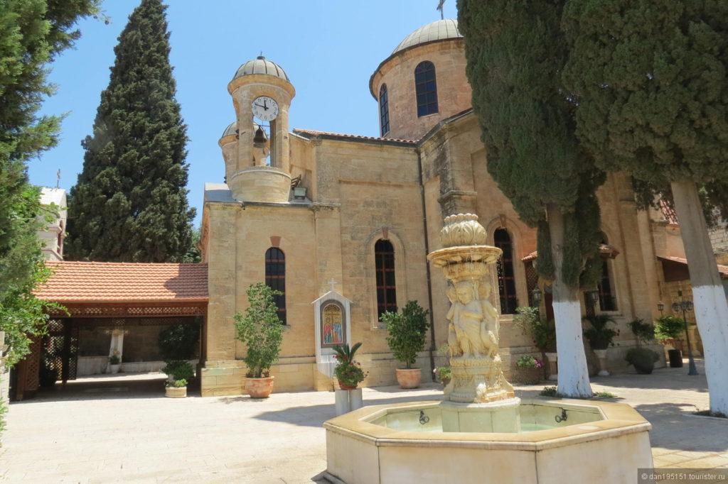 Древняя Канна Галилейская. Блог про Израиль