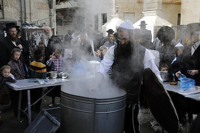 Подготовка к Песаху - Блог про Израиль