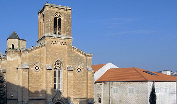 Монастырь Дам Назарета - Блог про Израиль