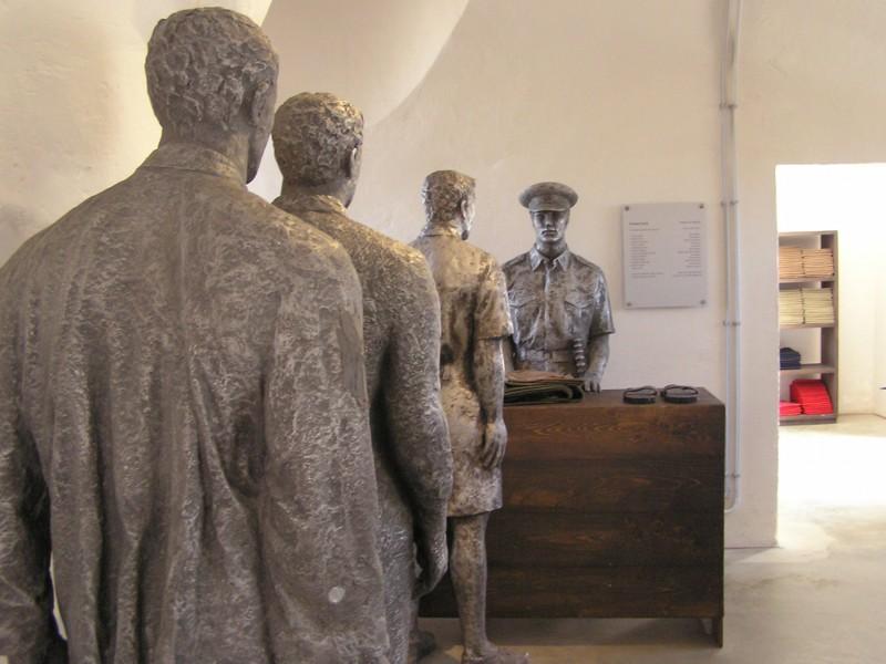 Музей узников Акко - Блог про Израиль