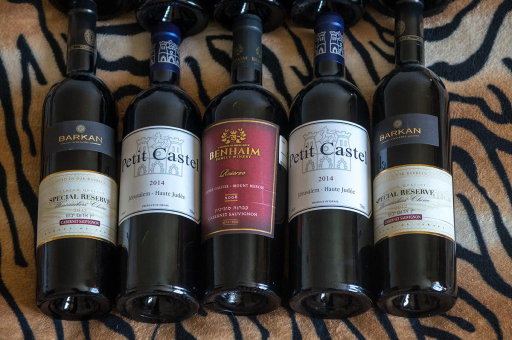 Израильские вина - Блог про Израиль