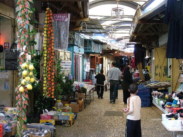 Рынок в Акко - Блог про Израиль