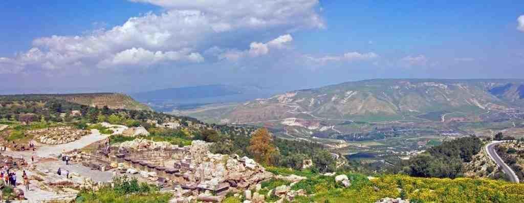 Голанские высоты - Блог про Израиль